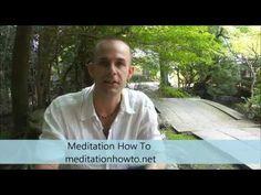 Meditation How To