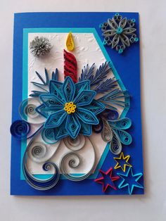 13 Paper Quilling Design Ideas That Will Stun Your Friends – Quilling Techniques Paper Quilling Cards, Paper Quilling Patterns, Neli Quilling, Origami And Quilling, Quilled Paper Art, Quilling Paper Craft, Quilling Flowers, Quilling Ideas, Quilling Christmas