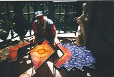 putting together the exploding star table