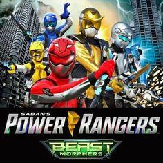 57 Best Power Rangers Beast morphers images in 2019 | Power