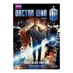 Doctor Who: Season 7 Part 1 blu ray November 13th/2012