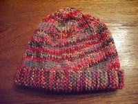 Ravelry: 11th Hour Hat pattern by Amy Florence