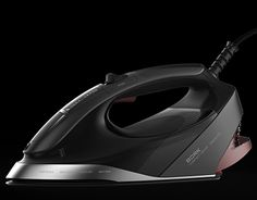 Iron design on Behance Iron Steamer, Wood Supply, Id Design, How To Iron Clothes, Steam Iron, Consumer Products, Design Reference, Design Process, Industrial Design