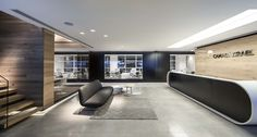 Gallery of Canada-Israel HQ / Orly Shrem Architects - 1