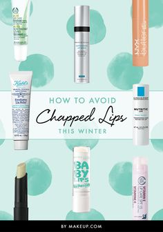 The unavoidable chapped lips always come out to play once winter weather appears. Fortunately for you, healing and treating this common beauty ailment is quite simple. Here's what to do to AVOID chapped lips altogether and keep them plump and pouty throughout the winter.