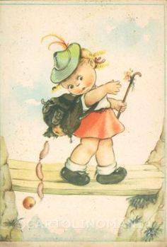 Maria-Pia-Child-Augurale-FG-postcard-cartolina-KS5817