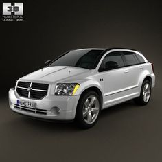 Dodge Caliber 2010 3d car model