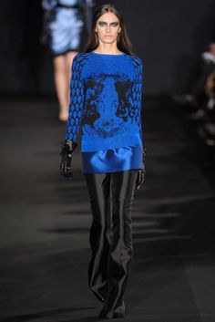 Trend: All That Glitters Is Not (Always) Gold  RTW 12 Prabal Gurung
