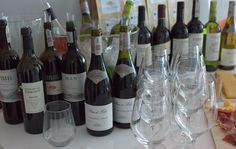Tasting for clients of Cicha Dolina