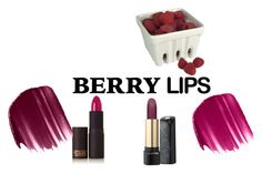 """""""Berry lips"""" by matthetd ❤ liked on Polyvore featuring beauty, Lancôme, Lipstick Queen, Urban Decay and Artland"""