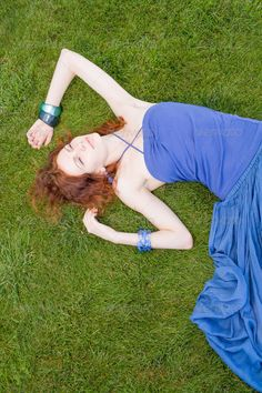 redhead grass ...  20s, Tanning, adult, autumn, beautiful, beauty, blue dress, caucasian, country, countryside, enchantress, fall, fashion, female, field, free, freedom, girl, grass, green, long, look, meadow, nature, outdoor, outdoors, outside, park, person, red, redhead, relax, rest, retro, spring, summer, sunny, sunshine, tall, teen, travel, ukraine, umbrella, vacation, view, village, vintage, vogue, woman, women