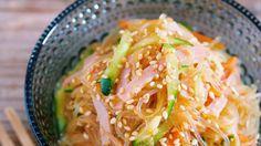 味しみ抜群♪レンジ&ワンボウルで『お惣菜屋さんのあの味♡中華風春雨サラダ』と『オススメ春雨サラダ3選』 LIMIA (リミア)