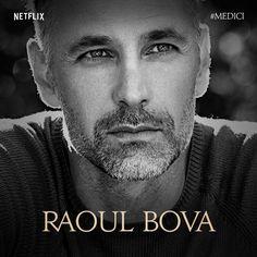 Welcome Raoul Bova to the world of the Medici ⚜️ Raoul Bova, Netflix, Shadow Art, Diane Lane, Hot Guys, Hot Men, Bear Men, Older Men, Celebs