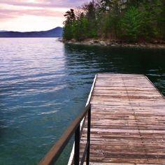 Lakes on pinterest Devils fork state park cabin rentals