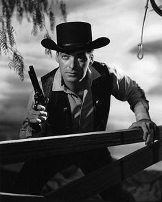 THE TEXAN (CBS-TV) - Rory Calhoun as 'Bill Longley - TV Series from 1958-1960.