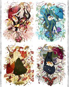 Natsume Yuujinchou (Natsume's Book Of Friends ) - Yuki Midorikawa - Image - Zerochan Anime Image Board All Anime, Anime Love, Anime Guys, Manga Anime, Anime Art, Kawaii Anime, Natsume Takashi, Hotarubi No Mori, Natsume Yuujinchou