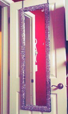 Glittered Mirror♥