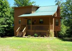 2 bedroom Cabin Rental in Blairsville from $115/nt - Cherokee Rose is a Cozy secluded Cabin for a perfect getaway