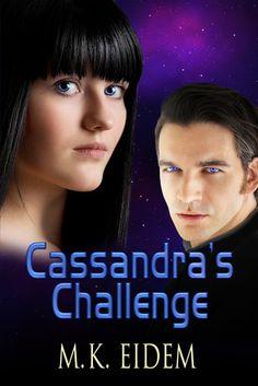 Book Review:  Cassandra's Challenge by M.K. Eidem