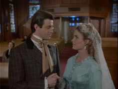 ~GEORGE & CONSTANCE~NORTH AND SOUTH~1985