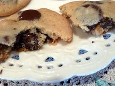 Chocolate chip cookies made with honey instead of sugar