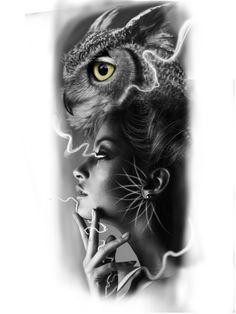 Tiny Skull Tattoos, Skull Hand Tattoo, Eagle Tattoos, Wolf Tattoos, Nature Tattoos, Body Art Tattoos, Leg Tattoos, P Tattoo, Tattoo Artwork