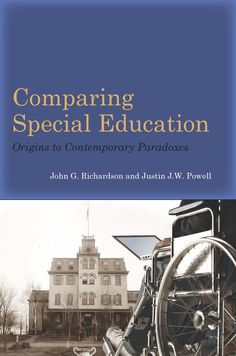 Now in! LC3965 COM - Comparing Special Education: Origins to Contemporary Paradoxes by JG Richardson and JW Powell. Search http://solo.ouls.ox.ac.uk for 080476073X