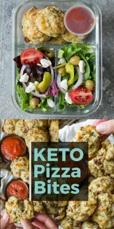 Keto Pizza Bites, perfect for keto meal prep! These easy pizza bites are loaded with Italian sausage and mozzarella! Perfect for keto meal prep and under 1 net carb per bite! Pizza Bites, Low Carb Recipes, Diet Recipes, Healthy Recipes, Healthy Snacks, Healthy Recipe Videos, Chili Recipes, Keto Snacks, Clean Recipes
