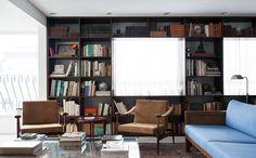 Apartment On Oscar Freire Str. in São Paulo by Felipe Hess