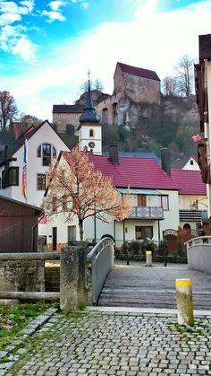 Pottenstein/Fränkische Schweiz