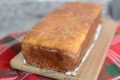 Casa, Coisas e Sabores: Pão de forma caseiro da Palmirinha