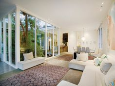house with internal courtyard - Google Search