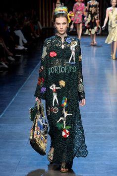 Dolce & Gabbana Lente/Zomer 2016 - Vogue Nederland