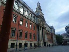 Universidad de Murcia, Campus de La Merced