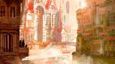 The Art Of Animation, Richard Dorran