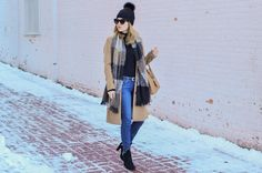 Style | Same Coat, Different Year - Oh So GlamOh So Glam