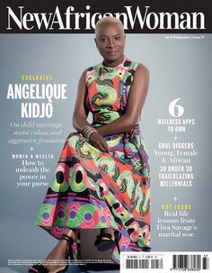 The Audacious Angelique Kidjo: On music, feminism, gender equality and African culture Royce, West African Countries, African Culture, Paris, African Fashion, Feminism, Life Lessons, Female, Cuttings