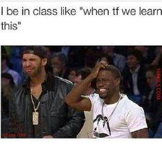 They don't teach us haha