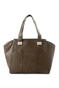 ...and the search for the new laptop bag begins!  LP Blue Morgan Quilted Tote in Olive