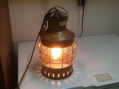 Details About Nautical Brass Lantern Handmade Copper Oil