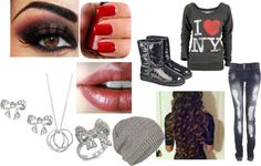 """""""Untitled #52"""" by summerperson21 on Polyvore"""