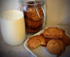 "Recipe Crunchy Paleo ""ANZAC"" Cookies by Niccioneill - Recipe of category Baking - sweet"