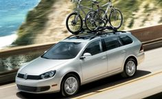 VW Jetta Sportswagen TDI.... Thinking about it     Thinking lightly used but want it in black, need the bike rack.