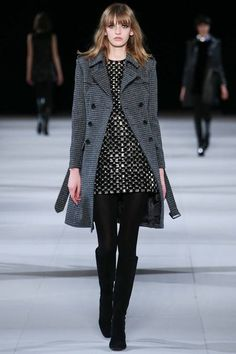 Saint Laurent | Fall 2014 Ready-to-Wear Collection | Style.com