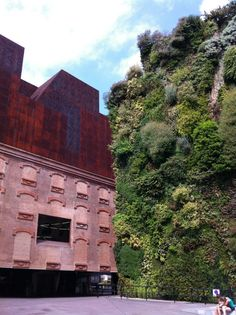 Jean Nouvel's Uphill Gardening