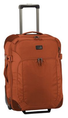 Gear For Travel: Eagle Creek's EC Adventure Upright Suitcase is great! #travel #suitcase