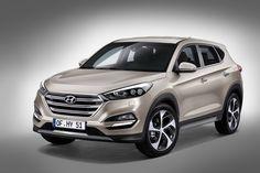 Aqui está a nova geração do Hyundai ix35 apresentada nesta 3ª +http://brml.co/1CEmbyn