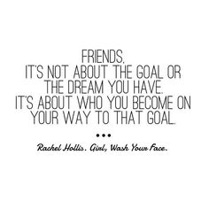 Image result for rachel hollis write your goals down