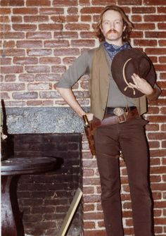 A YOUNG Jim Beaver #checkoutthegloriousJarpadmaneofhaironJim #youngBobbywenttimetravelling? #isthiswhyDeanwantstobeacowboy?