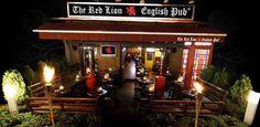 Bars in Bogota – The Red Lion. Hg2Bogota.com.